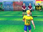 10 Disparo de fútbol