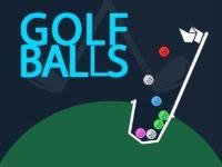 100 pelotas de golf