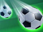 100 Soccer Balls