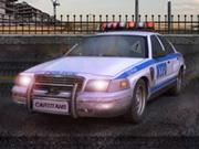 Policial do recruta 3d