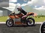 3D Moto Simulador