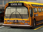 School Bus Mania 3D Estacionamento
