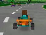 8 Bits de carreras en 3D