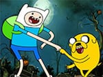 Adventure Time Halloween