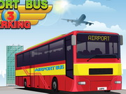 Airport Bus Parking 3