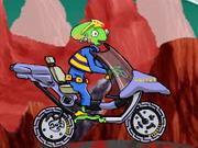 Bicicleta alienígena