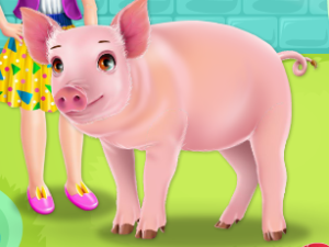 Amelias Piggy de Atención