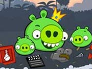 Angry Birds Détruit Bad Piggies