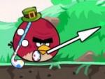 Angry Birds Golf Competition