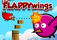 Dühös Flappy Wings