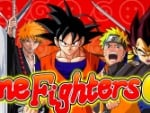Anime Fighters CR The Furious 7