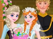 Анна сватбена торта