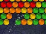 Burbujas del aqua