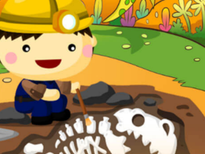 Arkeologist Jurassic Macera