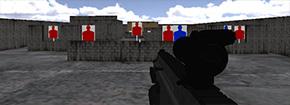 Exército Treinamento 3D Game