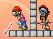 Pfeil explodieren Zombie