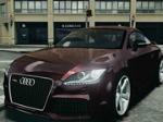 Audi llaves del coche