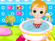 Baby Bade Spiele