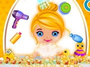 Baby Cinderella Fun Bath