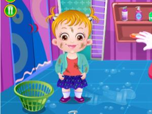 Historia de Cinderella del bebé