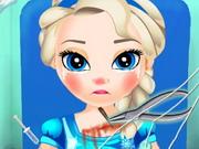 Ambulância Baby Elsa
