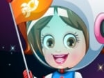 Bebê Hazel Astronaut Dress-Up