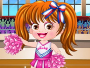 Dziecko Hazel Cheerleaderka Dressup