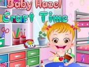 Bebek Hazel Zanaat Zamanı