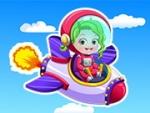 Bambino Hazel pilota Dressup
