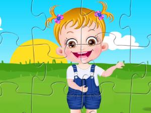 Bebé Hazel Puzzle