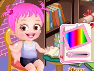 Baby Hazel Scenariusz