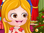 Behandla Hazel jul Dressup