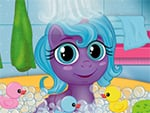 Bebê My Little Pony Bath