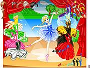 Dziewczyny baletowe