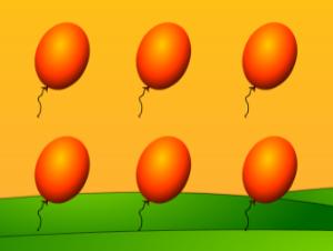 Explosão de balão