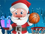 Weihnachten Basketball Dare