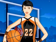 Basketball Dressup