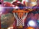 Basketball Iron Man