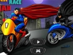 Batman Vs Superman Corrida