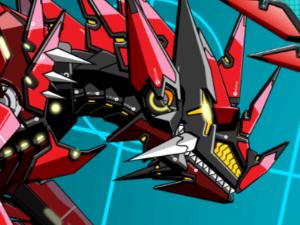 Robot di battaglia T-Rex Age Mobile