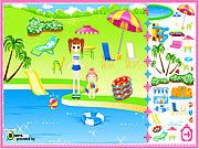 Diseño de playa