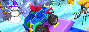 Beast Monster Trucks Game