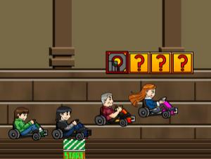 Παιχνίδι Ben 10 Kart