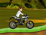 Ben 10 Moto Champ