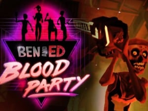 Ben og Ed Blood Party Online