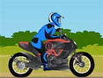 Bike Racing Arrondi Math conduite