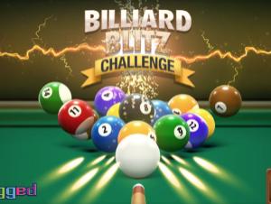 Biljard Blitz Utmaning