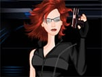 Black Widow Dress Up