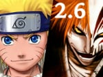 Bleach vs Naruto 2,6