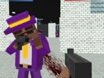 Blocky Warfare Gangster